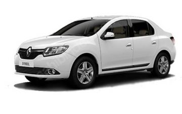 Ayır Renault Symbol Dizel
