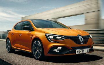 Renault Megane 4 2018